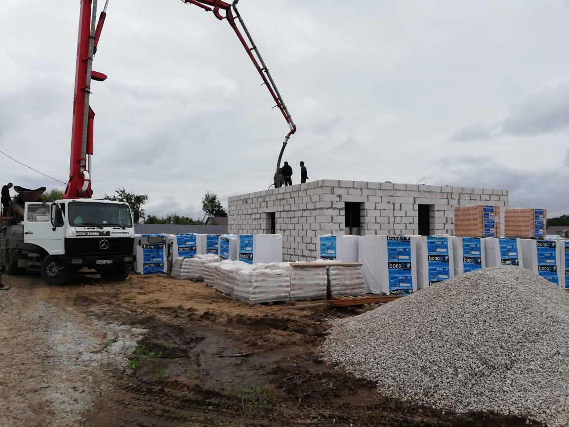 Семеновское бетон равновесная влажность бетона